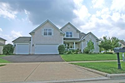 Powell Single Family Home For Sale: 8190 Tricia Price Drive