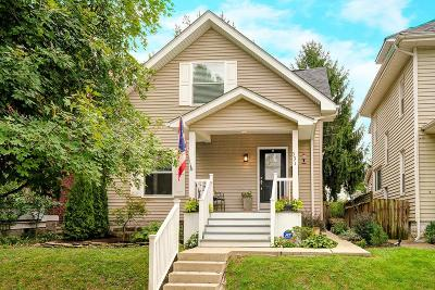 Columbus Single Family Home For Sale: 331 E Mithoff Street