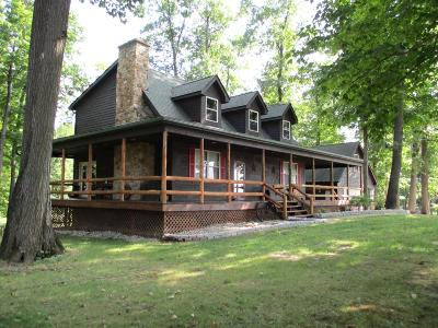 Marengo Single Family Home For Sale: 789 Township Road 206