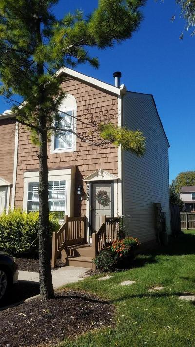 Hilliard Condo Contingent Finance And Inspect: 5090 Stoneybrook Boulevard #1F
