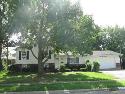 Westerville Single Family Home Contingent Finance And Inspect: 5980 Bangasi Road