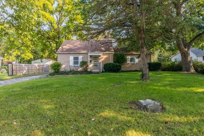 Columbus Single Family Home For Sale: 2570 Zollinger Road