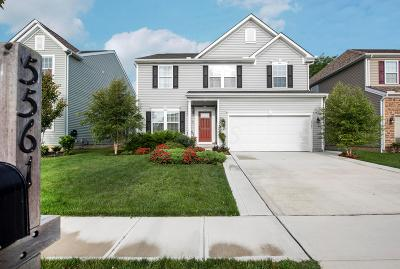 Canal Winchester Single Family Home For Sale: 5561 Harvest Curve Lane