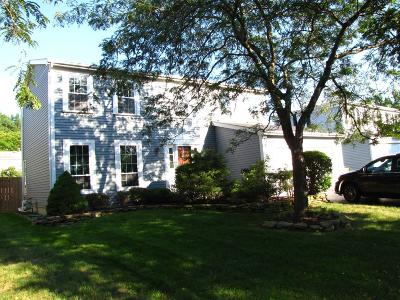 Hilliard Single Family Home Contingent Finance And Inspect: 1680 Galleon Boulevard