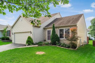 Blacklick Single Family Home Contingent Finance And Inspect: 8231 Sea Star Drive
