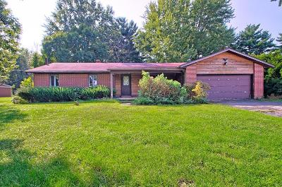 Westerville Single Family Home For Sale: 6449 E Walnut Street