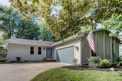 Westerville OH Single Family Home For Sale: $299,900