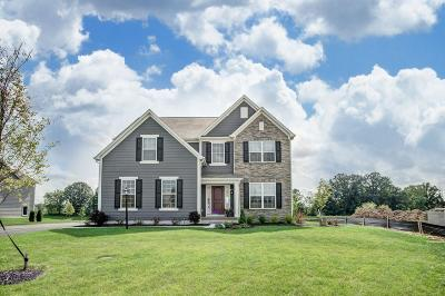 Lewis Center Single Family Home Contingent Finance And Inspect: 5762 Somersworth Loop