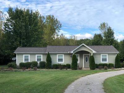 Clinton County Single Family Home Contingent Finance And Inspect: 2647 Adams Road