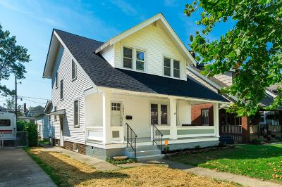 Columbus Single Family Home For Sale: 1401 Haines Avenue