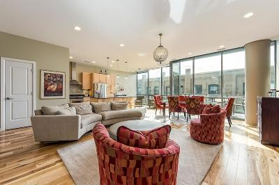 Columbus Condo For Sale: 300 W Spring Street #405
