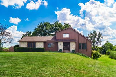 Pickerington Single Family Home For Sale: 525 Stemen Road
