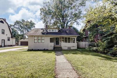 Columbus Single Family Home For Sale: 57 Erie Road