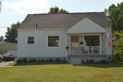 Columbus Single Family Home For Sale: 3771 Doney Street