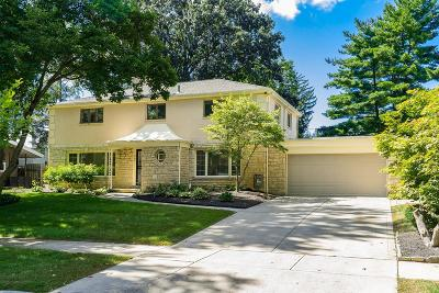 Columbus Single Family Home For Sale: 389 S Merkle Road