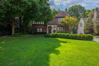 Upper Arlington Single Family Home For Sale: 2277 Abington Road