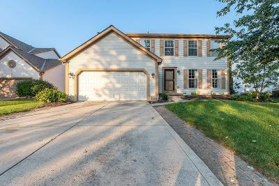 Lewis Center Single Family Home Contingent Finance And Inspect: 8661 Kirkland Drive