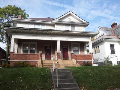 Columbus Multi Family Home For Sale: 306-308 E 16th Avenue