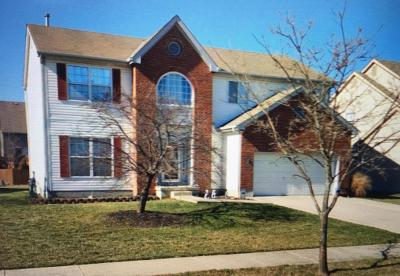 Grove City Single Family Home For Sale: 4605 Tylar Chase