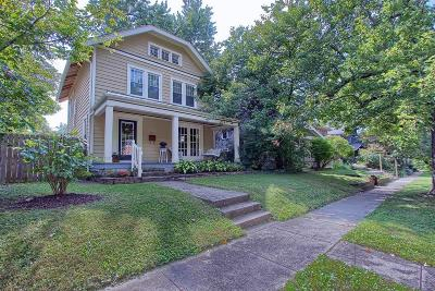 Clintonville Single Family Home For Sale: 215 E Weber Road