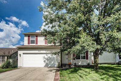 Blacklick Single Family Home Contingent Finance And Inspect: 7848 Fairfax Loop Drive