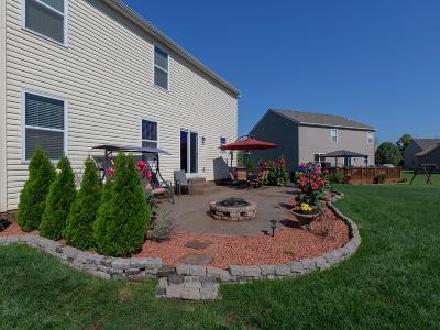 Lithopolis Single Family Home For Sale: 481 Rolling Acre Drive