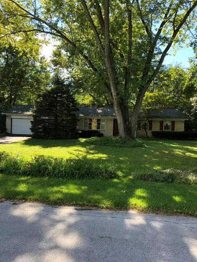 Westerville OH Single Family Home For Sale: $243,000