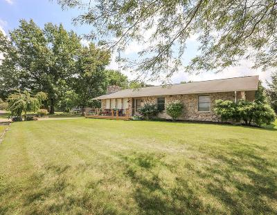 Howard Single Family Home For Sale: 1009 Apple Valley Drive