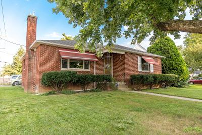 Columbus Single Family Home For Sale: 28 Letchworth Avenue