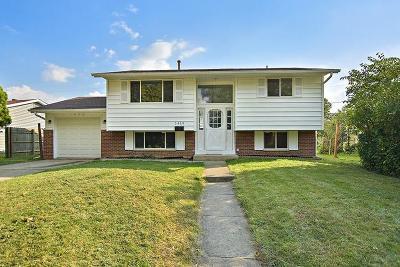 Columbus Single Family Home For Sale: 1459 Chesterton Square S