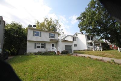 Columbus Single Family Home For Sale: 2261 Ferris Road