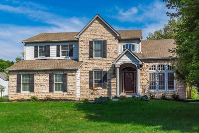 Westerville Single Family Home For Sale: 6179 Commonwealth Drive