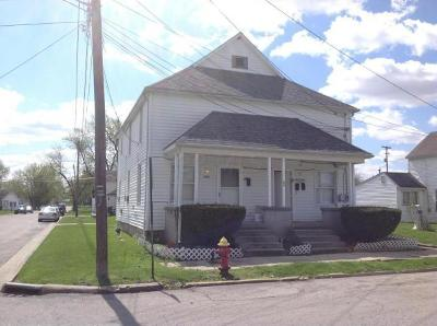 Washington Court House OH Multi Family Home For Sale: $64,900
