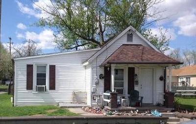 Washington Court House OH Single Family Home For Sale: $24,900