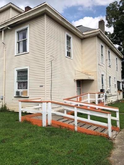 Merion Village Multi Family Home For Sale: 1590-1592 S 3rd Street