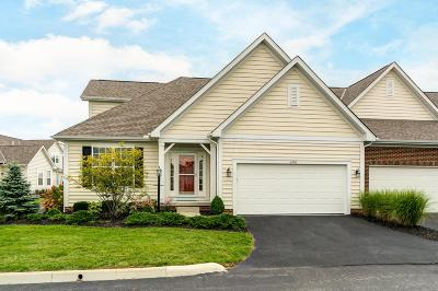 Hilliard Condo Contingent Finance And Inspect: 6181 Rays Way