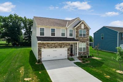 Groveport Single Family Home For Sale: 4838 Dorchester Street
