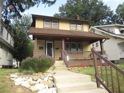 Columbus Single Family Home For Sale: 790 Bulen Avenue