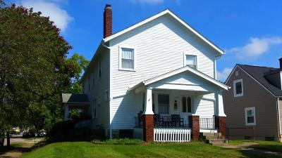 Columbus Multi Family Home For Sale: 1000 W 2nd Avenue