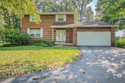 Pickerington Single Family Home For Sale: 13964 Wayside Drive NW