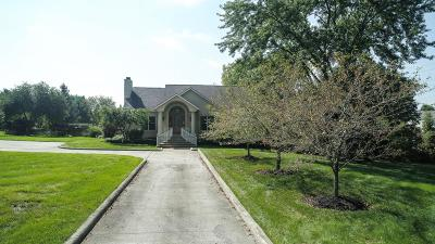 Westerville Single Family Home For Sale: 5531 Central College Road