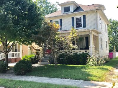 Licking County Single Family Home For Sale: 111 Day Avenue