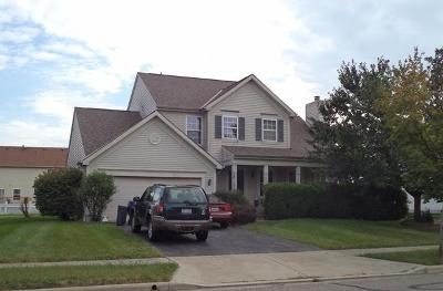 Reynoldsburg Single Family Home Sold: 8632 Firstgate Drive