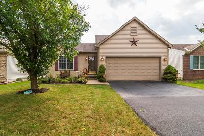 Grove City Single Family Home Contingent Finance And Inspect: 3415 Brook Spring Drive