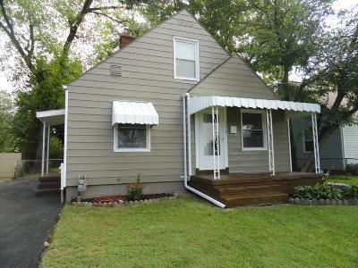 Columbus OH Single Family Home Contingent Finance And Inspect: $97,900