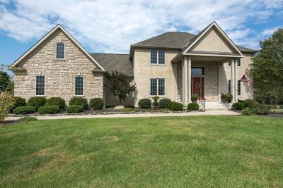 Pickerington Single Family Home For Sale: 8286 Cameron Court NW
