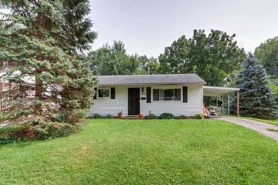 Columbus Single Family Home For Sale: 1281 Acton Road