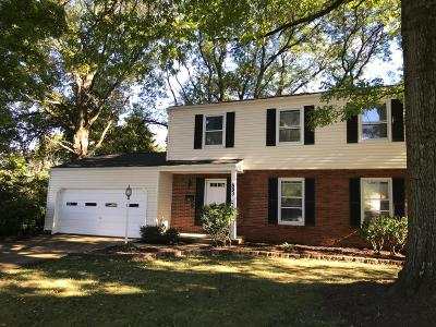 Columbus Single Family Home For Sale: 893 Kenwyn Court