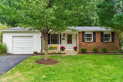 Single Family Home For Sale: 5308 Woodglen Road