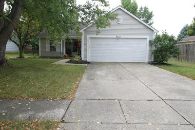 Dublin Single Family Home Contingent Finance And Inspect: 3091 Tweedsmuir Lane